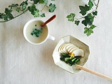 寒さが極まる今が旬!春の七草・蕪が主役の和レシピ2選