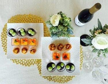 「持ち寄りパーティ」はこれでOK!気の利いたフィンガーフード3レシピ