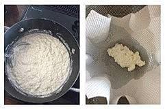 3分で出来る!自家製リコッタチーズで作る「ふわふわキッシュ」レシピ