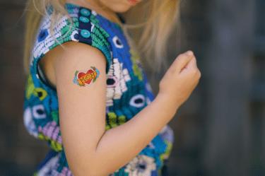 愛を体に刻む —タトゥーは有りか無しかー