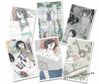 大島智子先生の作品に10代だったわたしを重ねて。コラボ作品にかけた想い