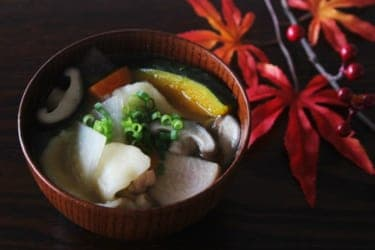 9/25の満月はこれ食べよう!熊本のおいしい「だご汁」