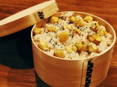 十三夜って知ってる?秋の味覚「栗ご飯」でお月見を/満月レシピ