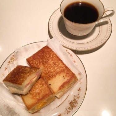シンプルな具材だからいい材料を。クロムッシュ発祥の純喫茶「目黒ドゥー」