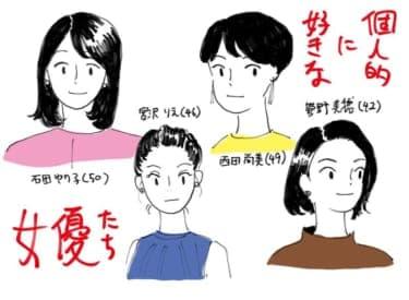 私たちはいつ「おばさん」になるんだろう?石田ゆり子への道