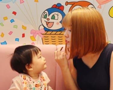 娘が1歳になった。私の口が悪いのは治らないけど気づいたこと/妹尾ユウカ