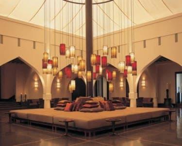 大人のアラビアンリゾート『ザ・チェディ・マスカット』