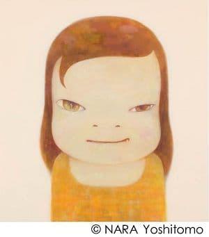喜怒哀楽すべてをたたえた表情に思わず親近感?『奈良美智:君や 僕に ちょっと似ている』