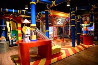 丸ごとレゴ®ブロックのテーマパーク!『レゴランド・ディスカバリー・センター東京』