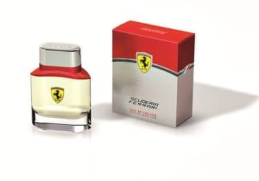 """""""フェラーリ""""のフレグランスで、素早く恋の行動を"""