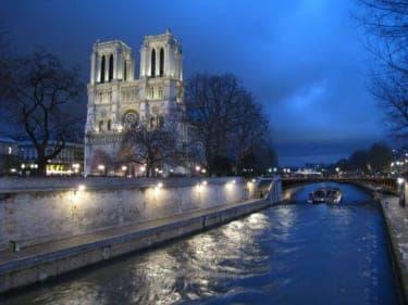 パリで暮らす男性漫画家のエッセイ『パリ 愛してるぜ~』