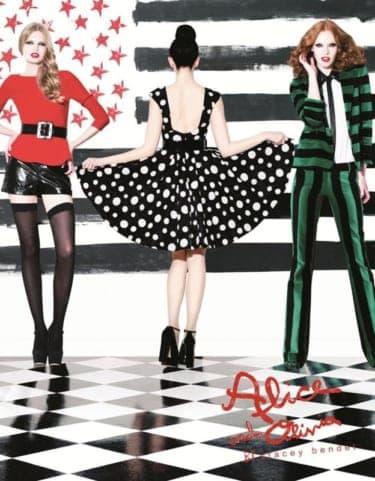 NYの人気ブランド、alice + oliviaがいよいよ日本に本格上陸!