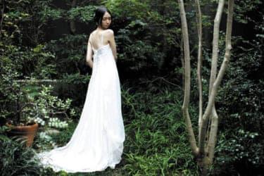 "Vol.62""Nadell wedding""のシンプルドレス"