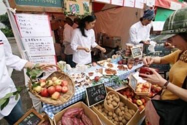 植物性食材だけで、こんなにおいしい!『東京ベジフードフェスタ2012』