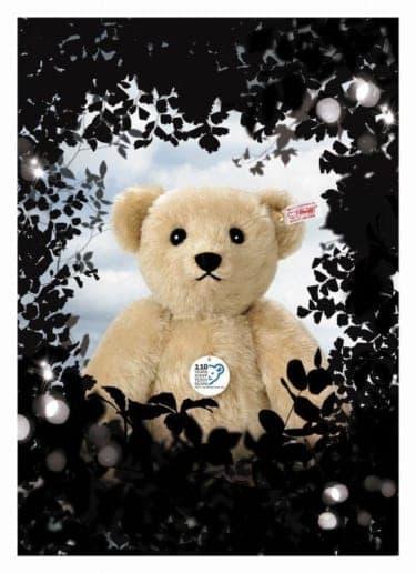六本木ヒルズにテディベアの癒しの森が出現!『TEDDY BEAR ―天空の森 展―』