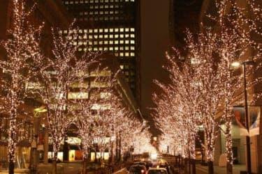 丸の内のクリスマスは劇団四季とコラボ!『Marunouchi Bright Christmas 2012』