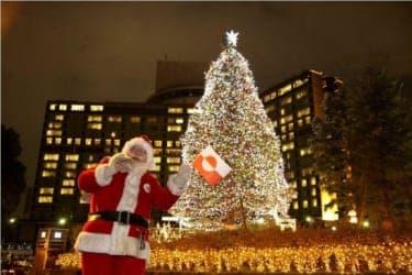 公認サンタクロースもやってくる! ホテルニューオータニ『Heartful Christmas』