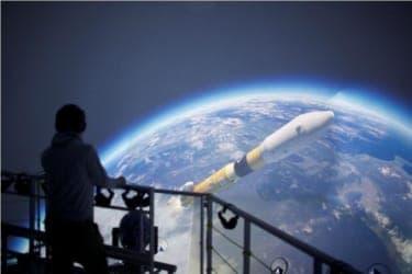 球体カプセルに乗って360度の宇宙旅行! 『SPACE BALL』