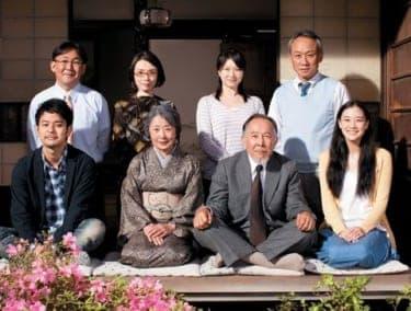 最近、家族に会っていますか? 『東京家族』