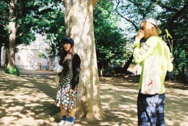 お弁当を持って公園デート たこさんウインナーにご機嫌/写真家・松藤美里撮り下ろし