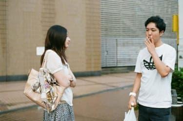 手をつないだり、離したり/写真家・松藤美里撮り下ろし