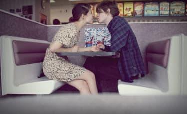 見詰め合うだけで濡れるディナー/食と恋愛にまつわる欲望(1)