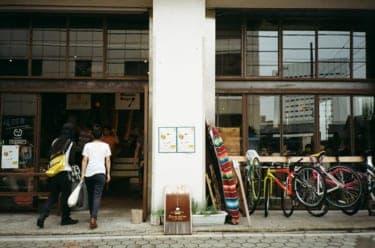隠れ名所を巡る、下町デート/写真家・松藤美里撮り下ろし