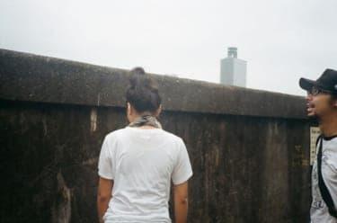 彼の上に乗る瞬間/写真家・松藤美里撮り下ろし(3)