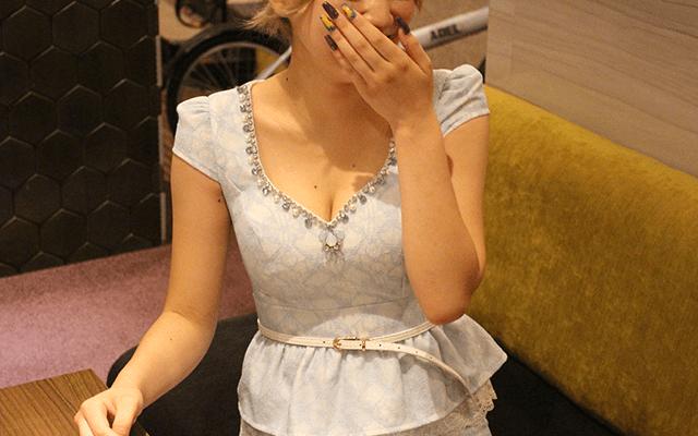 「12人のイナセなわたしたち」20歳キャバクラ嬢みゆちゃんの画像