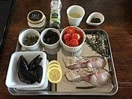 シティガールの歳時記 スワッグ クリスマス 12月 師走 独り身 鱈とハーブの包み焼き バリキャリ 料理 レシピ