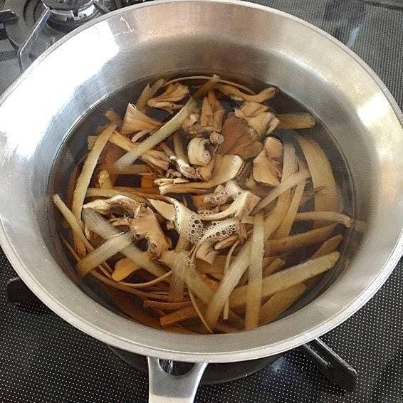 太田みおさんのかぼす蕎麦レシピ
