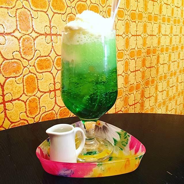 新中野の純喫茶「エイト」の画像