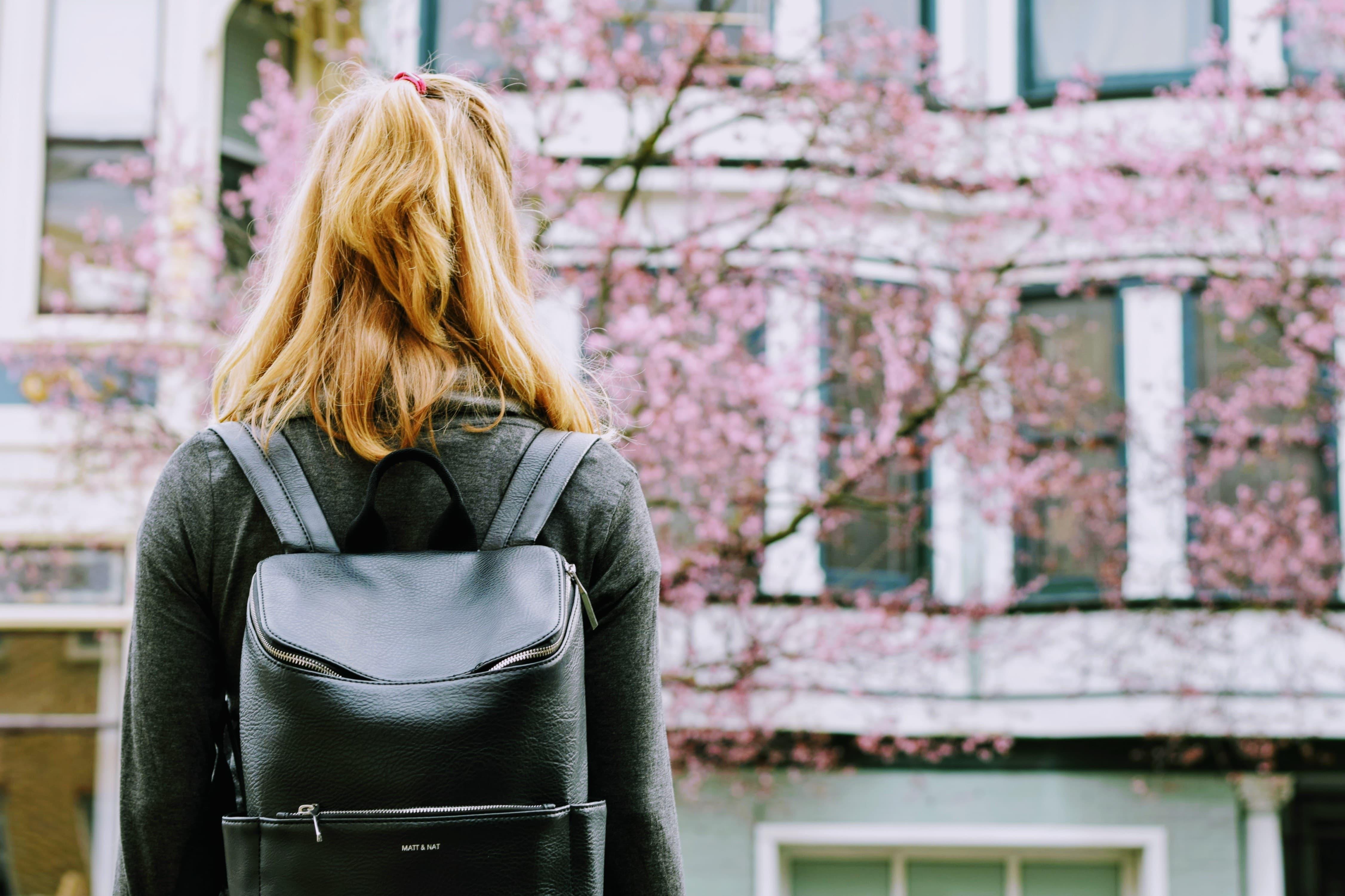 春に大量発生する新規女の画像