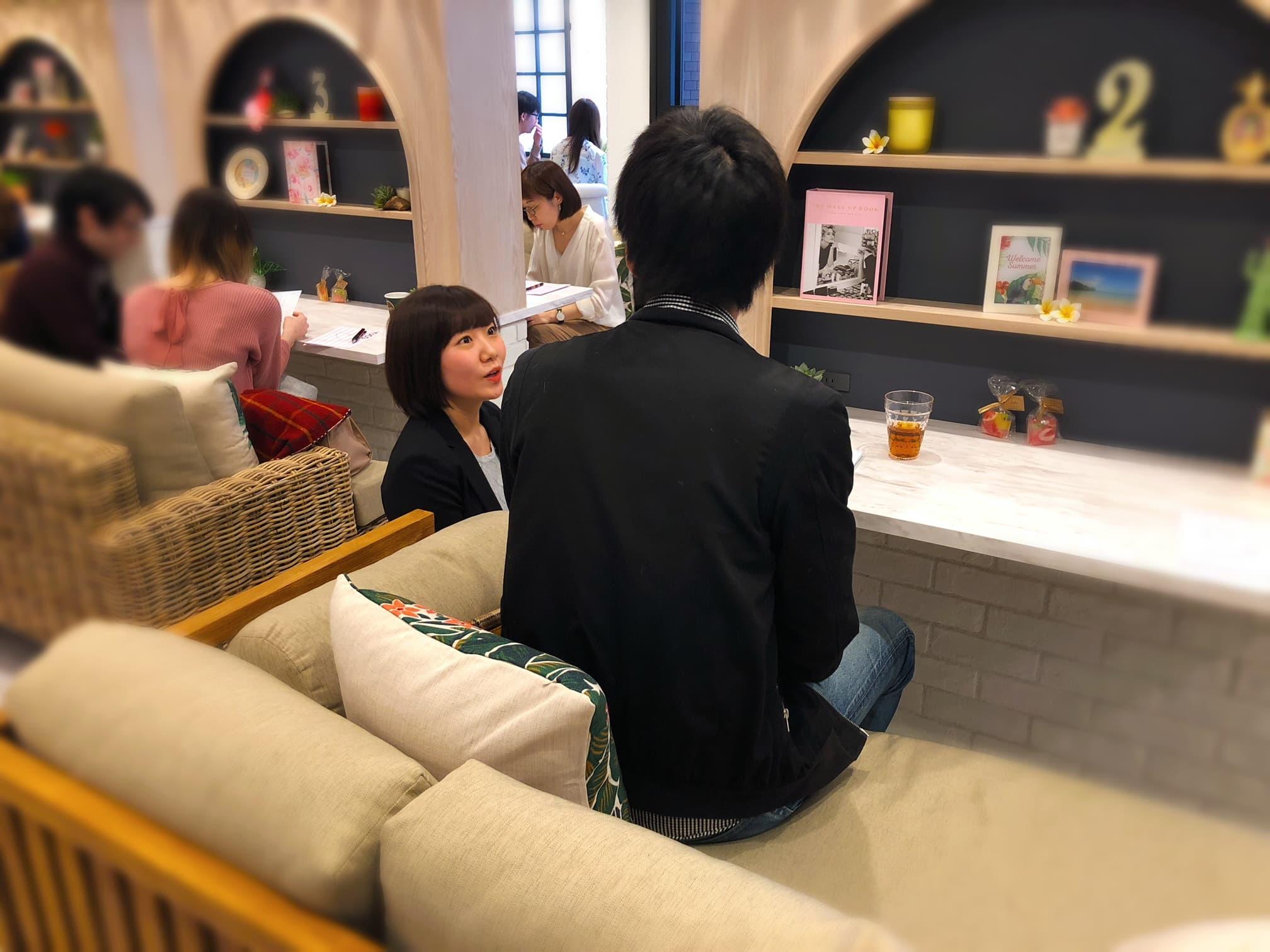 YUCO.の婚活ラウンジRINOAの画像