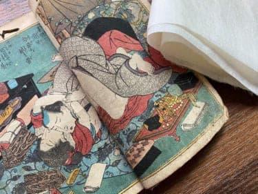 春画の「謎の紙」はセックスの必須アイテム…?性にまつわる紙のはなし/春画―ル