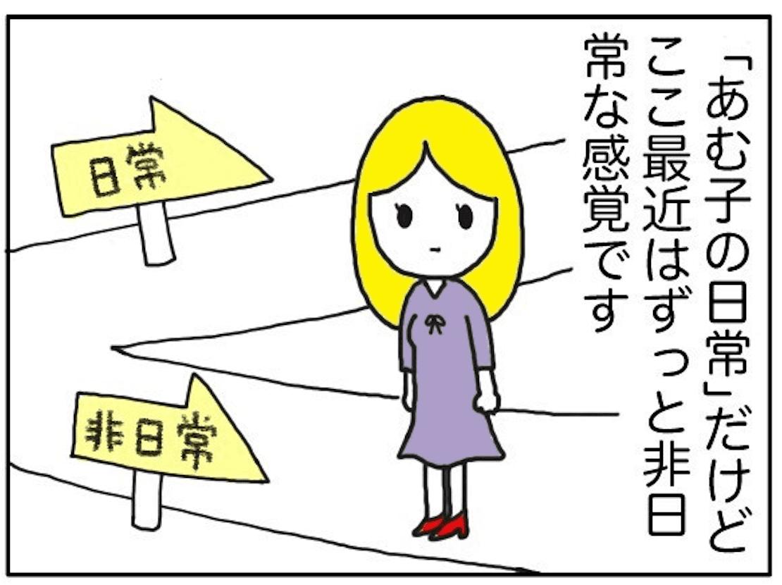 【漫画】やりたいことすらやりきった!長すぎる自粛期間、みなさん飽きてないですか? /あむ子の日常