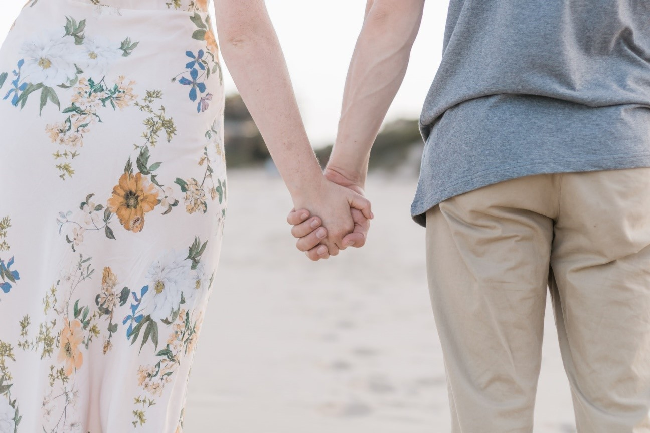 「恋人とラブラブなのは今だけ」という予言に不安になります/ものすごい愛